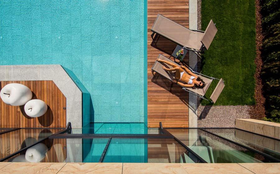 Wellnesshotels h rtgenwald eifel die besten hotels for Design wellnesshotel nrw